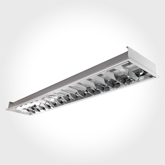 COMERCIAL_EMBUTIR_LE-232-AICA_lamp_2x32-36-40w_T8